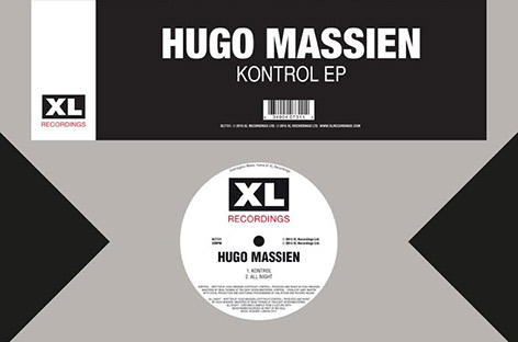 Hugo Massien signs to XL with Kontrol EP image