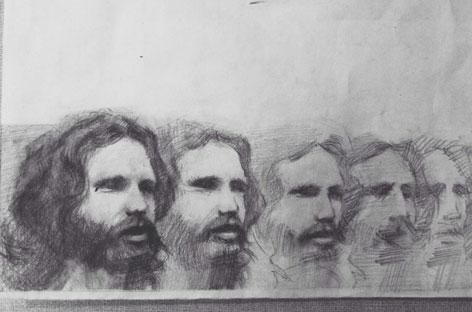 Vakula dedicates new album to Jim Morrison image