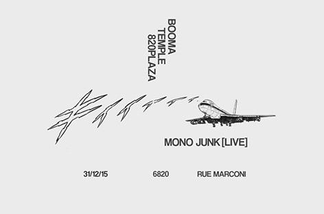 Mono Junk makes North American debut image