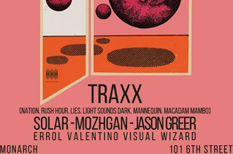 We Are Monsters host Traxx in San Francisco image