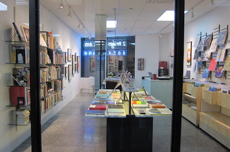 New record shop and gallery, 2 Bridges, opens in Manhattan image