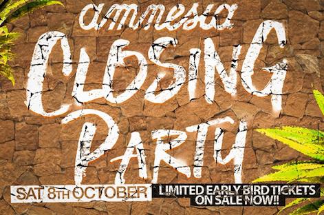 Ricardo Villalobos headlines Amnesia Ibiza closing 2016 image