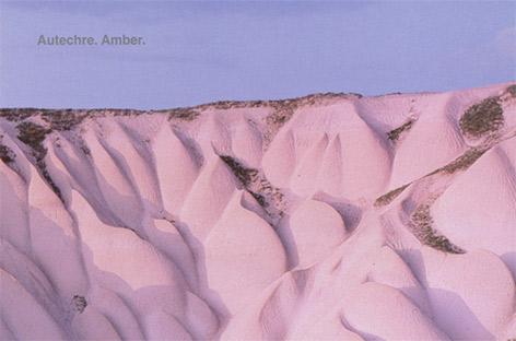 Autechre's first three albums repressed on vinyl image