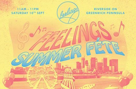 Feelings books Joe Claussell, Mike Dunn for Summer Fète image