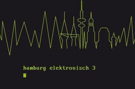 DJ Koze, Smallpeople feature on hafendisko's Hamburg Elektronisch 3 compilation image