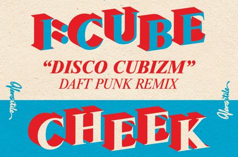 Daft Punk's 'Disco Cubizm' remix gets reissued as Versatile celebrates 20 years image
