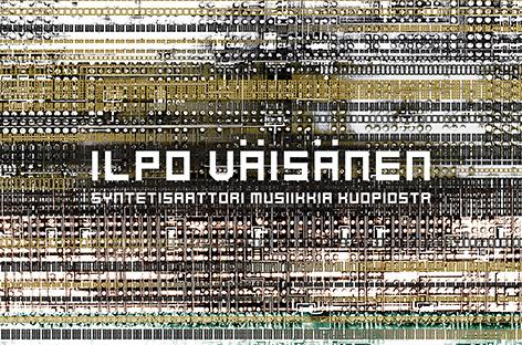Ilpo Väisänen reveals new album, Syntetisaattori Musiikkia Kuopiosta image