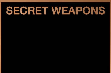 Innervisions announces Secret Weapons Part 8 image