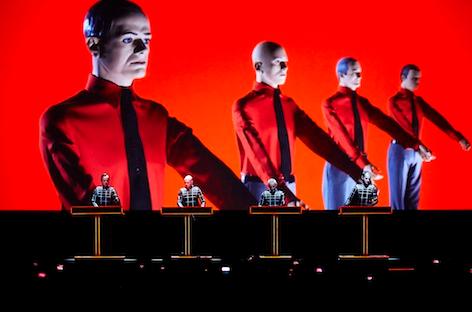 Kraftwerk to play London's Royal Albert Hall as part of 2017 UK tour image