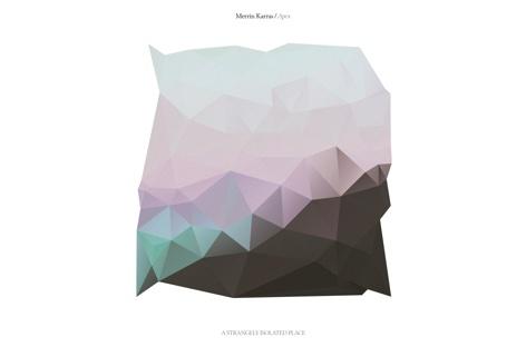 Chymera is Merrin Karras on new ambient album, Apex image