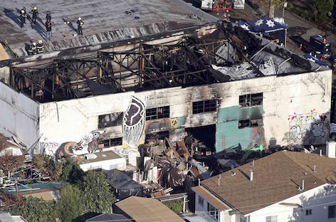 Death toll hits 36 in Oakland fire, casualties expected to rise image