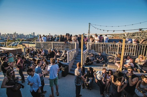 Magda, Roy Ayers booked for Output rooftop image