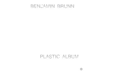 Benjamin Brunn returns to Third Ear with Plastic Album image