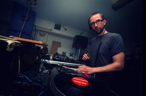 Leif joins Galdoors with Macro Beat EP image