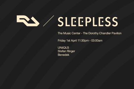 Jam City, Stefan Ringer play RA's stage at Sleepless image