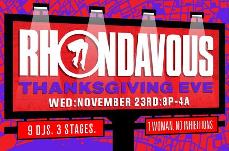 DJ Harvey, Seth Troxler team up at A Club Called Rhonda image
