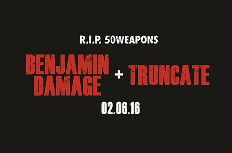 50Weapons Finale hits Toronto with Benjamin Damage image