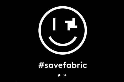 fabricが111曲を収めた資金調達のためのコンピレーション『#savefabric』を発表 image