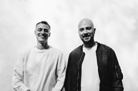 Truss and Tessela sign to XL Recordings as Overmono image