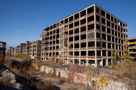 Tresor owner eyeing Packard Plant for Detroit nightclub image