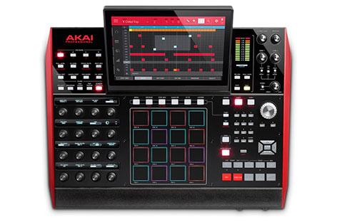 Akai announce next generation of MPCs image