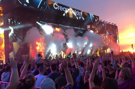 Creamfields organisers to 'reconstruct' former Liverpool club Nation for 2017 UK festival image