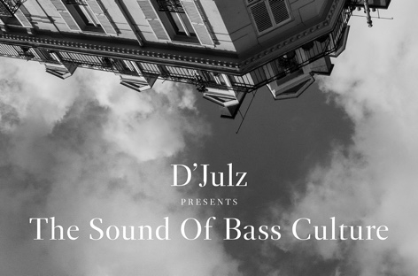 D'Julz celebrates 20 years of his Bass Culture residency with new mix CD image