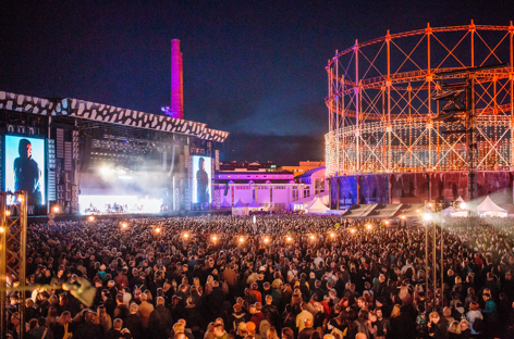 Inga Mauer 'beaten up' by security staff at Flow Festival in Helsinki image
