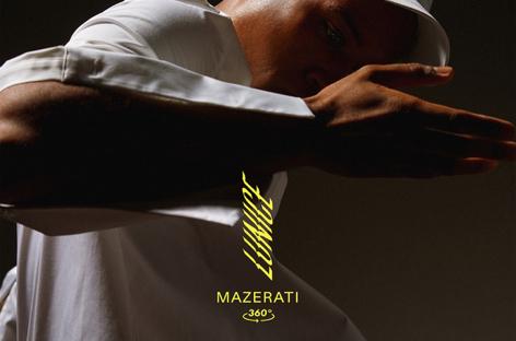 LuckyMe release Lunice single, Mazerati, ahead of new album image
