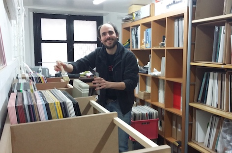 New record shop, DDD, opens in Paris image