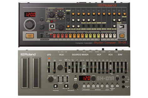 Roland release Boutique versions of TR-808, SH-101 image