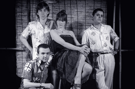 Throbbing Gristle makes discography available on streaming services, announces reissue campaign image