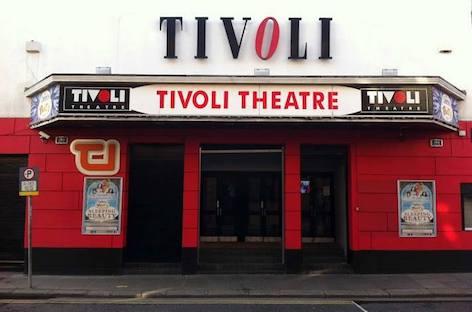 Dublin's Tivoli Theatre under threat from property developers image