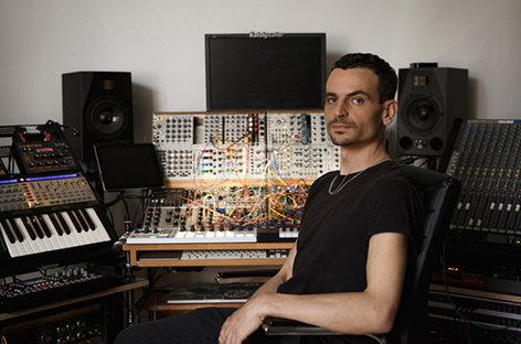 Barker announces first solo release for Ostgut Ton image