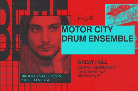 Brooklyn Electronic Music Festival reveals 2018 lineup image
