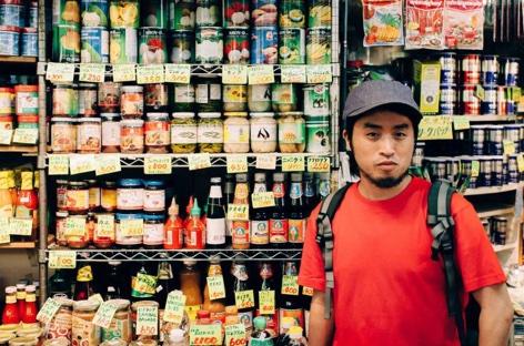 Foodman debuts on Sun Araw's label with new album, Aru Otoko No Densetsu image