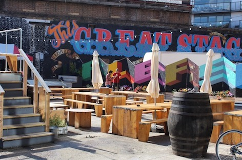 Brilliant Corners to open new outdoor canal-side venue, Giant Steps, in London this summer image