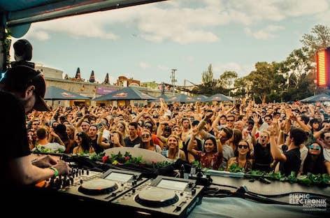 Piknic Électronik Melbourne returns for 2018-19 summer season image