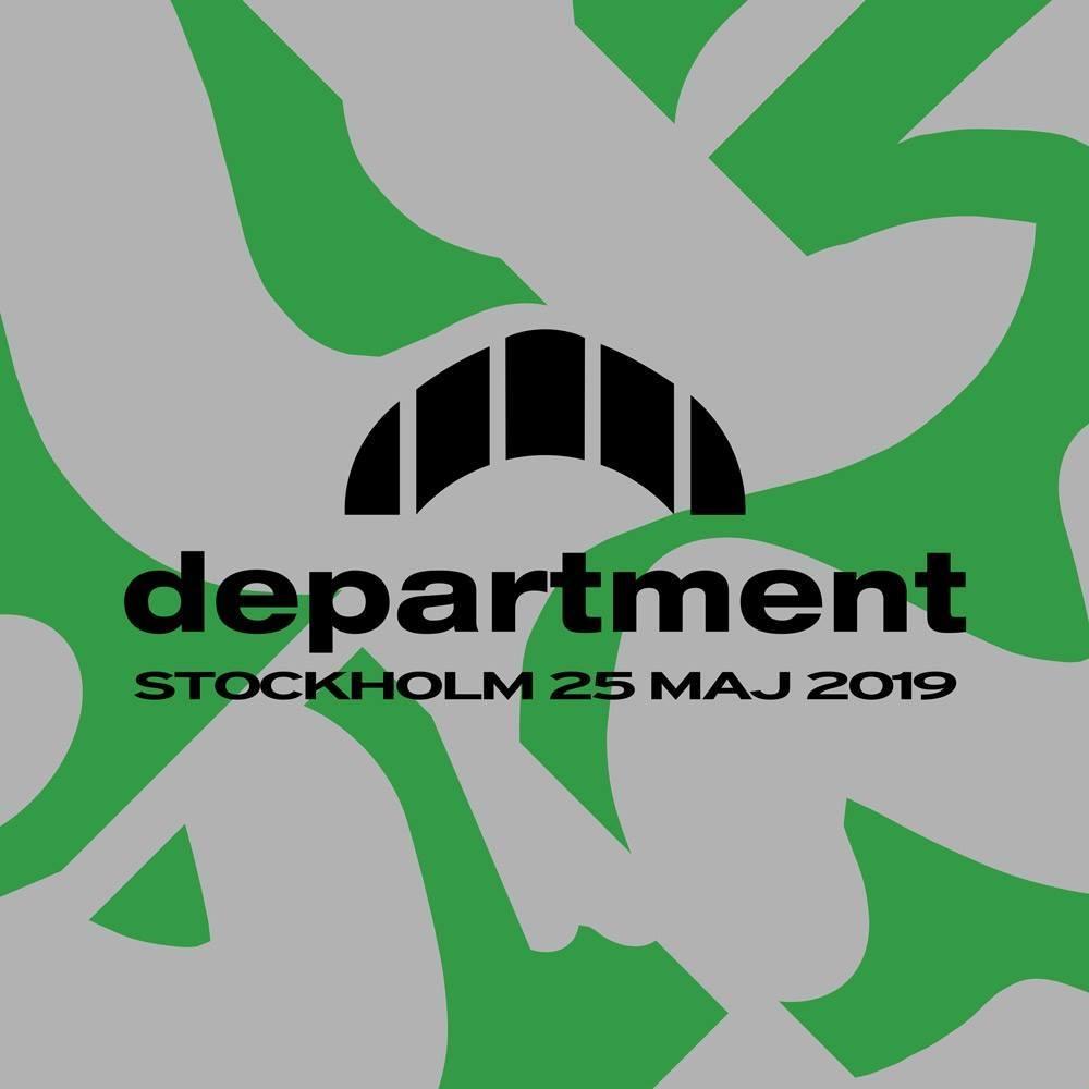 Stockholm's Department Festival reveals lineup and carbon emissions plan image