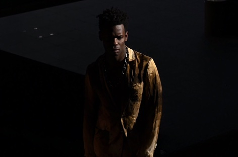 GAIKA collaborates with Dean Blunt on new mixtape, interviews Jeremy Corbyn image