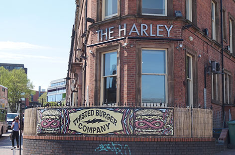 Sheffield venue The Harley is closing image