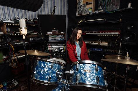 Maayan Nidam reveals new EP on her label, Hellium image
