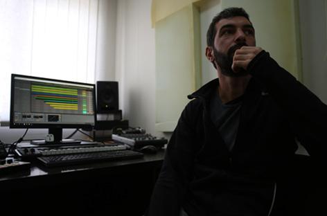 Georgian techno artists Irakli and Michailo collaborate on record produced in Tbilisi prison image