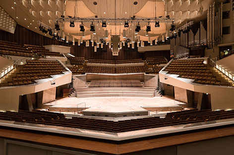 New festival Strom to take over Berlin Philharmonie concert hall in 2020 image