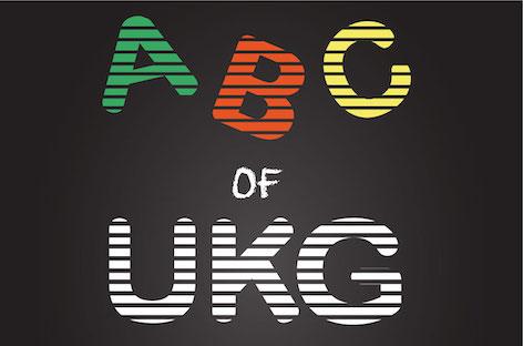New book ABC Of UKG chronicles golden era of UK garage image