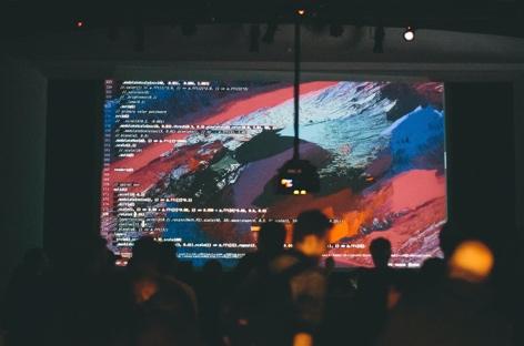 Algorave-focused conference Algorithmic Art Assembly returns to San Francisco, releases compilation image