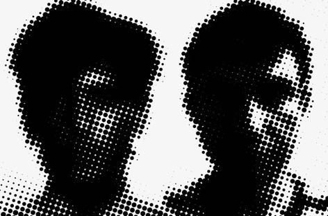 Tiga and Hudson Mohawke team up for new track, Love Minus Zero image