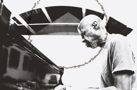 Laraaji reveals second solo piano album, Moon Piano image
