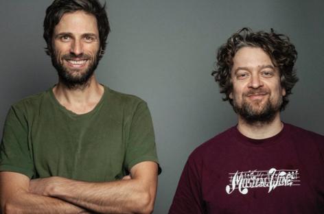 LindstrømとPrins Thomasが11年ぶりのコラボレーション・アルバムを発表 image