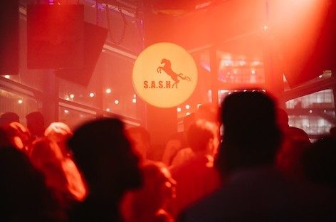 Sydney party S.A.S.H is starting a record label image
